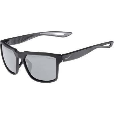 Nike Bandit Sportbrille MATTE BLACK/BRIGHT CRIMSON