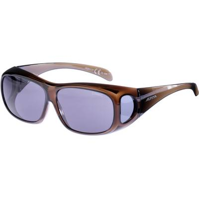 ALPINA Sonnenbrille black transparent