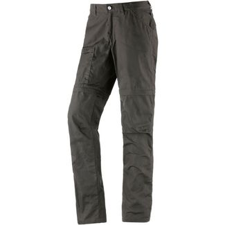 FJÄLLRÄVEN High Coast Zipphose Damen anthrazit