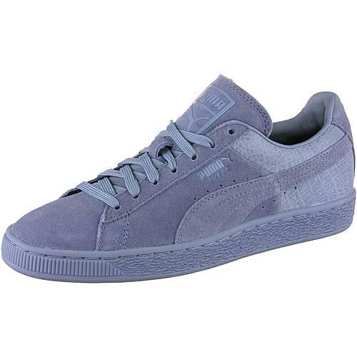 PUMA Suede Classic Sneaker Damen flieder