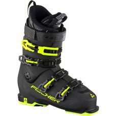 Fischer RC Pro X Skischuhe Herren schwarz/gelb