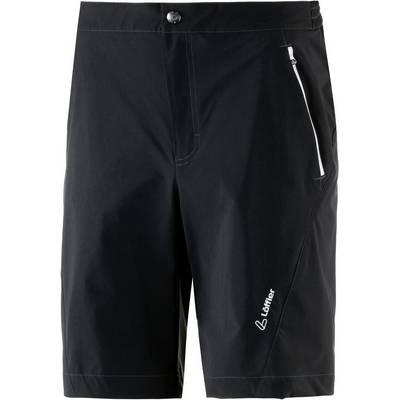 Löffler Comfort Bike Shorts Herren schwarz
