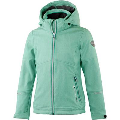 KILLTEC Softshelljacke Kinder mint