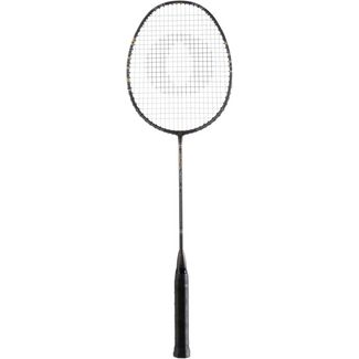 OLIVER Dual Tec Badmintonschläger grau/goldfarben