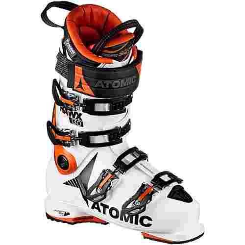 ATOMIC Hawx Ultra 130 Skischuhe weiß/orange