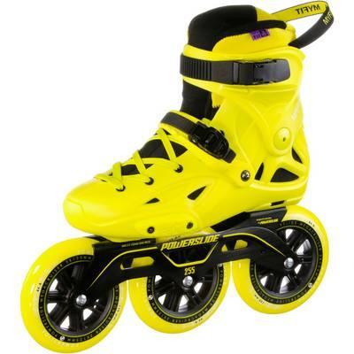 POWERSLIDE Imperial Megacruiser Fitness Skates Herren gelb/schwarz