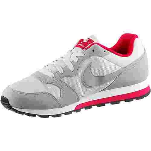 Nike MD Runner 2 Sneaker Herren light bone-matte silver