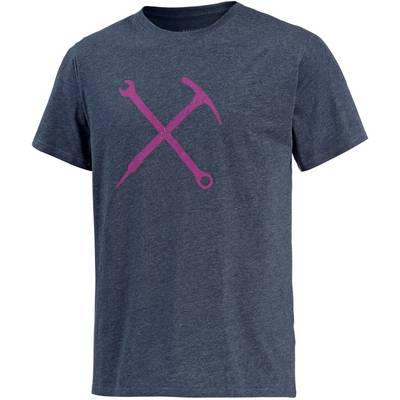 Mountain Hardwear Mountain Mechanic T-Shirt Herren navy
