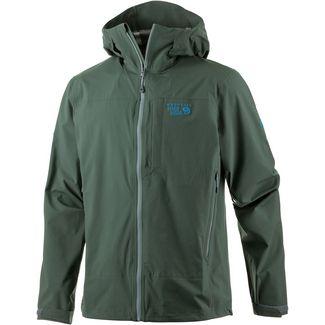 Mountain Hardwear Ozonic Funktionsjacke Herren oliv