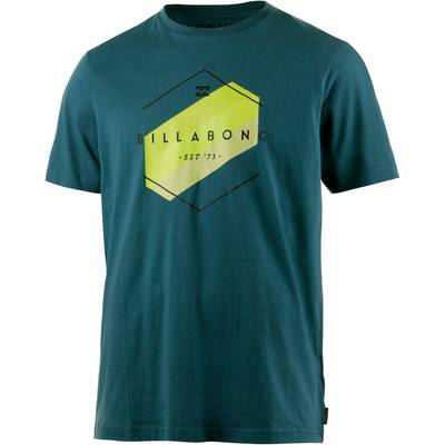 Billabong Obstacle Printshirt Herren petrol