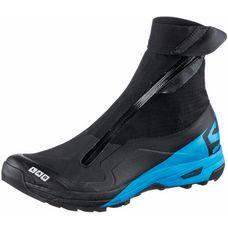 Salomon XA Alpine Mountain Running Schuhe schwarz/blau