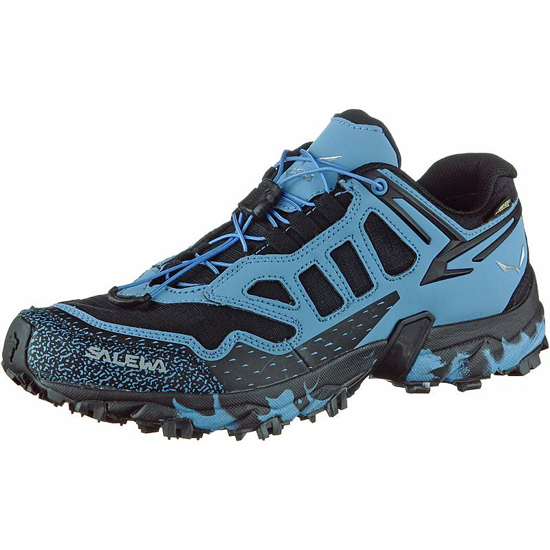 SALEWAWS Ultra Train GTX  MultifunktionsschuheDamen  blau/schwarz