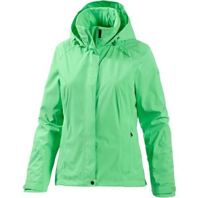 Schöffel Easy Funktionsjacke Damen hellgrün