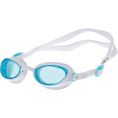 SPEEDO Aquapure Female Schwimmbrille weiß/blau