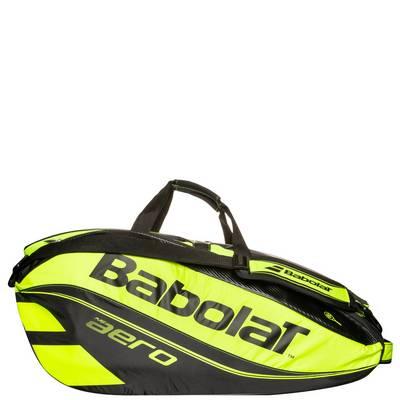 Babolat Tennistasche schwarz / neongelb