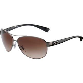 RAY-BAN 0RB3386 Sonnenbrille gunmetal