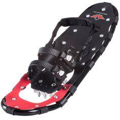 OCK Schneeschuh 25 Schneeschuhe schwarz/rot