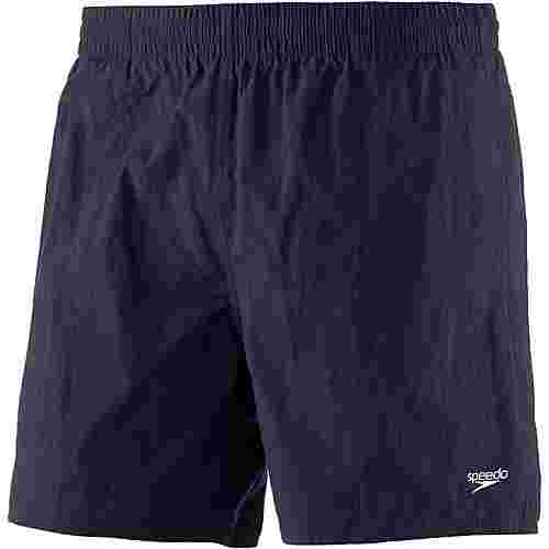 SPEEDO Solid Leisure Badeshorts Herren navy