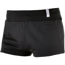 super natural Shorts Damen schwarz