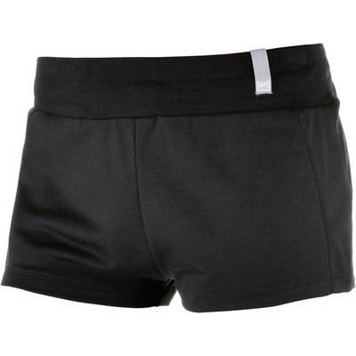 super natural Shorts Damen schwarz
