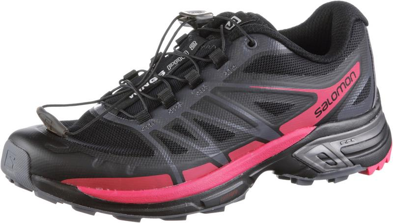 Mountain Running Schuhe schwarz 39 1/3 Salomon