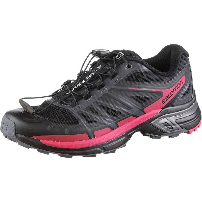Mountain Running Schuhe schwarz 39 1/3 Salomon Authentisch Wie Viel Rabatt Neueste ujv4p4E