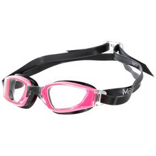 MP Michael Phelps Xceed Schwimmbrille Damen pink schwarz