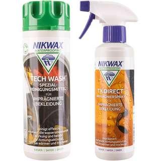 Nikwax Tech Wasch + TX Direkt Imprägnierung