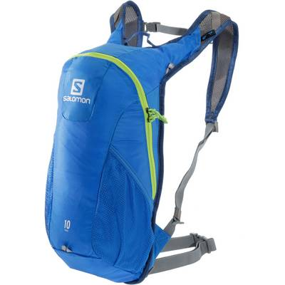 Salomon Trail Laufrucksack blau