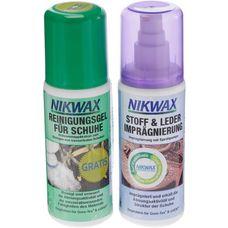 Nikwax F Clean.Gel/F&L Imprägnierung