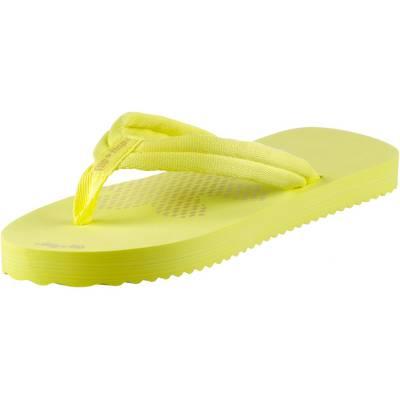 Flip Flop Slim Tex Zehensandalen Damen gelb