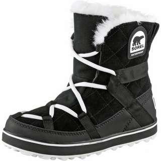 Sorel Glacy Explorer Shortie Winterschuhe Damen black
