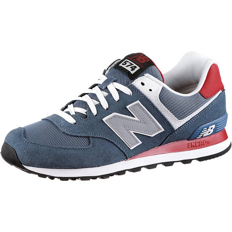 Im Jtkl1c3f New Shop Ml Blaurot Herren 574 Balance Sneaker Online Von Y2IeEDHbW9