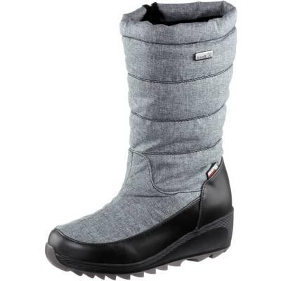Kamik Detroit Stiefel Damen grau/schwarz