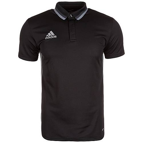adidas Condivo 16 CL Poloshirt Herren schwarz / grau