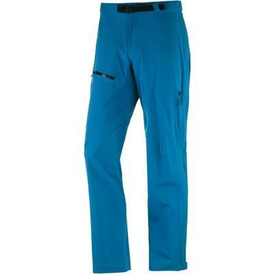 Mountain Hardwear Ozonic Regenhose Herren blau