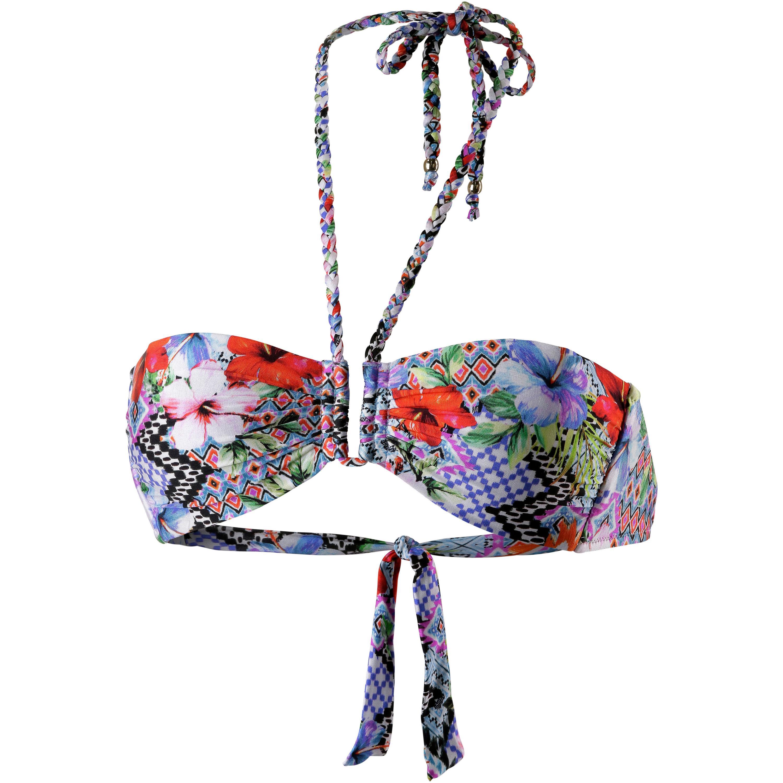 watercult Globe Trotter Bikini Oberteil Damen