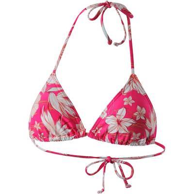 Billabong Tropical Bikini Oberteil Damen koralle/weiß
