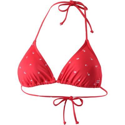 Billabong Sol Searcher Bikini Oberteil Damen rot/allover