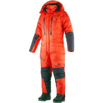 Mountain Hardwear Absolute Zero Schneeanzug Herren orange