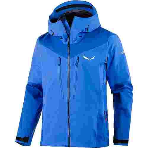 SALEWA Ortles 2 Funktionsjacke Herren blau im Online Shop von SportScheck kaufen