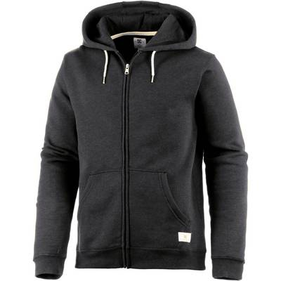 DC Rebel Sweatjacke Herren anthrazit