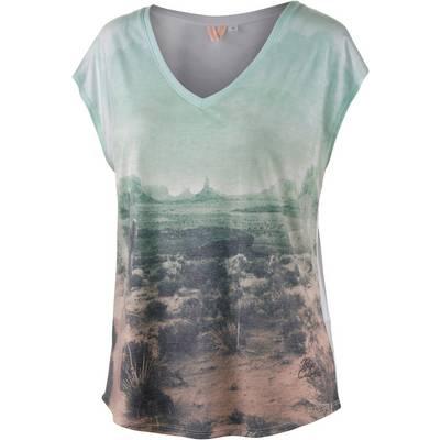 Rip Curl Desierto Printshirt Damen mint