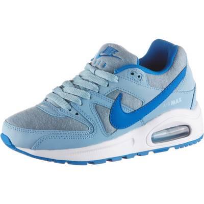 Nike AirMax Command Flex Sneaker Kinder hellblau/dunkelblau