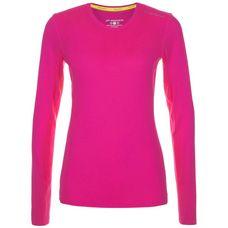 Brooks Steady Laufshirt Damen pink