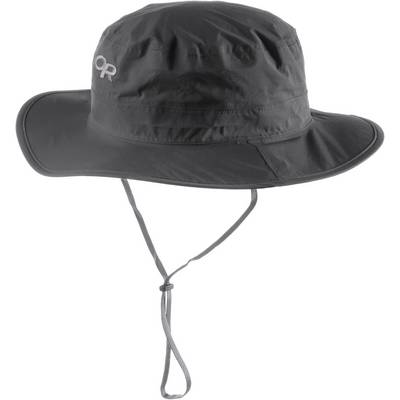 Outdoor Research Helios Rain Hut schwarz