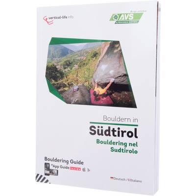 Vertical-Life Bouldern in Südtirol Buch