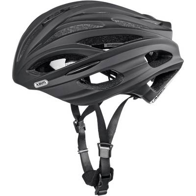 ABUS Helm IN-Vizz Fahrradhelm schwarz