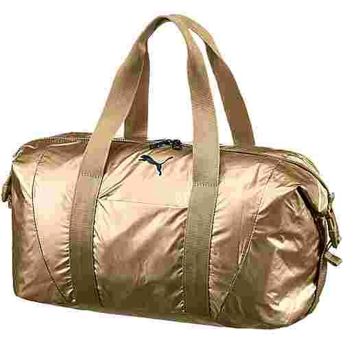 PUMA Sporttasche Damen gold im Online Shop von SportScheck kaufen