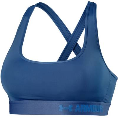 Under Armour Crossback Sport-BH Damen dunkelblau